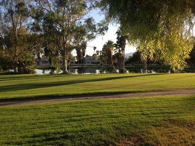 Photo for Vacation Get Away*Peaceful Surroundings overlooking the golf course and lakes