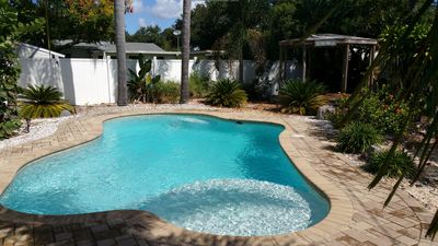 Photo for St Pete Backyard Oasis