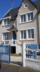 Photo for House in the heart of Saint Briac quiet and 10 minutes walk from the beach
