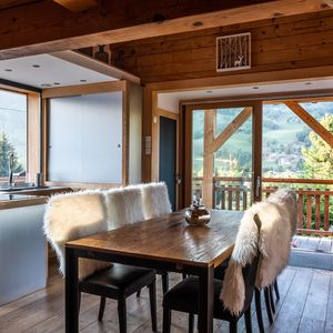 Photo for The chalet du Ruisseau, cozy cottage in the heart of nature