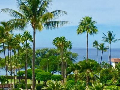 Kamaole Sands #5-406, South Kihei wIth Ocean, Garden, And Pool Views