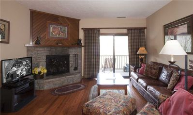 Photo for FINCH 6 WPM: 1 BR / 1 BA condo in Blowing Rock, Sleeps 4