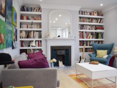 Photo for Modern and Spacious Belsize Park Apartment