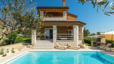 Photo for Beautiful,modern furnished villa with private pool