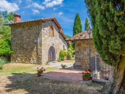 Photo for Vacation home Podere Le Coste in Loro Ciuffenna - 12 persons, 6 bedrooms