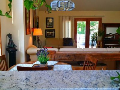 Photo for Location! Beautiful north Boulder home just 5 minutes from hiking trails,