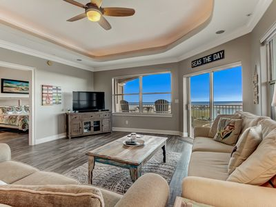 Photo for Gorgeous Ocean Park Penthouse Condo with Beautiful Ocean Views
