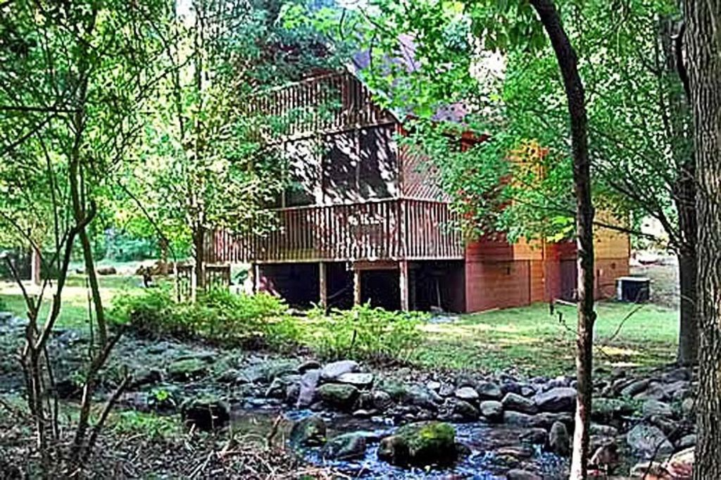 Baita per 6 persone nel gatlinburg 4165941 for Cabina di brezza autunnale gatlinburg
