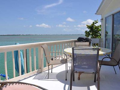 Photo for Dolphin House (#386) with beautiful open water views