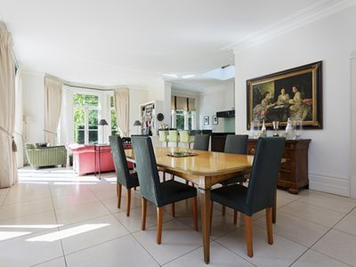 Photo for Stunning 5 bed property with a swanning pool in it's spacious garden (Veeve)