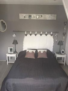 Photo for House in Honfleur 2 bedrooms private parking and private garden