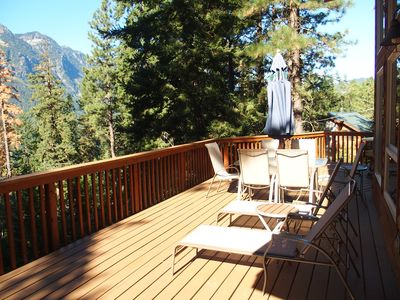 Gorgeous views ready for you to relax and enjoy!