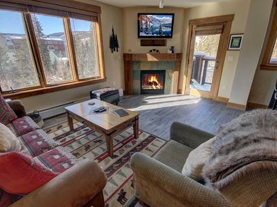Photo for Convenient located, this 2 bedroom 2 bathroom at the Springs, is a great place to stay with your family and enjoy the family oriented amenities and the closeness to the gondola.