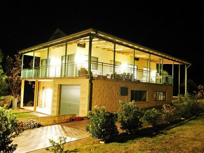 Photo for Island Breeze an  expansive holiday holiday home one street back from Manyana Beach