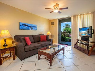 Photo for Maui on a Budget? Great condo with CENTRAL Air Conditioning!