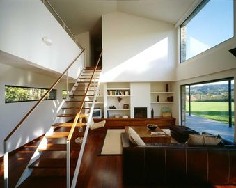 Modern loft country house with pool, a few km from Coruna and beach