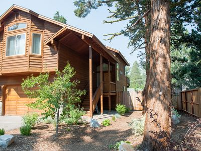 Beautiful South Lake Mountain Home is a Gateway to Adventure in South Lake Tahoe