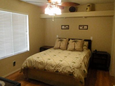 Photo for Cozy one bed room guest house all set for snowbirds