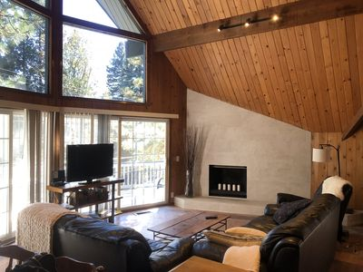 Photo for Looking for a charming, comfortable mountain cabin with many amenities??