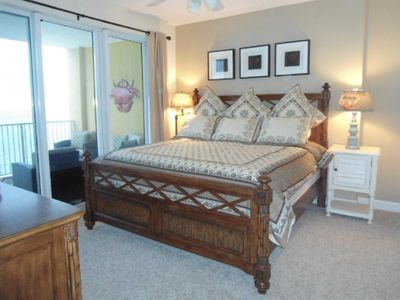 Photo for Gorgeous 2br/2bath Beachfront Condo In West Panama City Beach