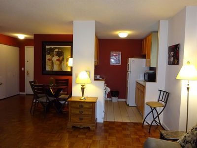 Photo for Apartment in New York with Internet, Air conditioning, Lift, Washing machine (967992)