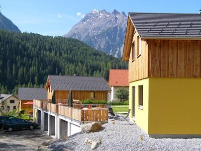 Photo for Apartment Scuol for 1 - 4 people with 3 bedrooms - Apartment