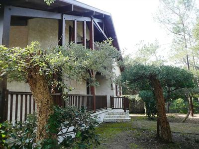 Photo for Ideal location for a stay nature and relaxation close to the beach