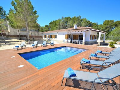 Photo for 4BR House Vacation Rental in Ca´n Picafort, Mallorca