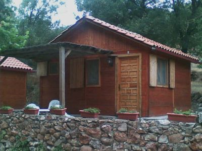 Photo for Cabin or bungalow Cabañas Camping Sierra Peñascosa for 4 people