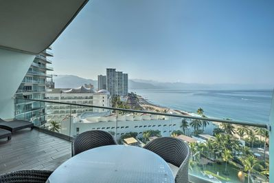 Enjoy the incredible luxuries of Icon Vallarta - including a private beach!