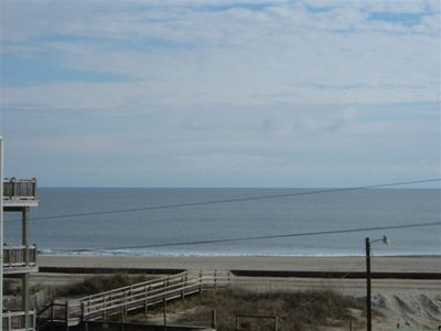 Photo for Panoramic Ocean Views With Gentle Breezes All Summer