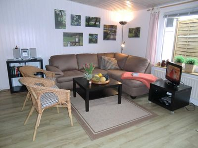Photo for Garden Apartment 1 - Ferienhof Schmeling