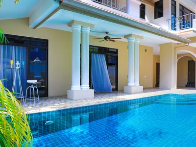 Photo for 4bdr villa with private pool No.4