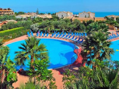 Photo for Apartments Dolcestate, Campofelice di Rocce  in Cefalù - 4 persons, 1 bedroom