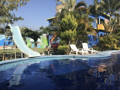 Photo for Weekend house for 30 people in Cuernavaca