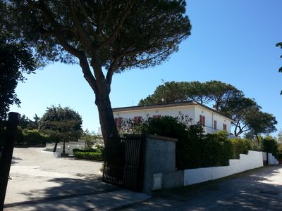 Photo for Apartment in the countryside, Relax, 50 Meters from the sea, near the Gulf of Gae