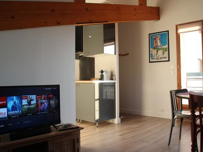 Photo for 1 bedroom apartment 42m² in Aix les Bains, near the thermal baths