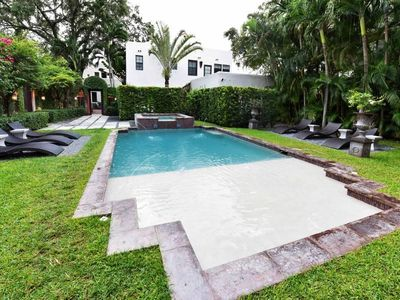 Photo for Villa Valentino - Charming, Historic Miami Cottage - 1BD/BA and Pool - Sleeps 2 - RMC100