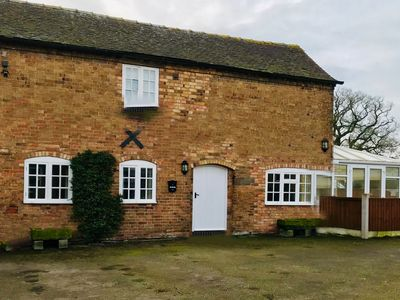 Photo for The Old Dairy is a cosy, countryside retreat in rural and relaxing surroundings.