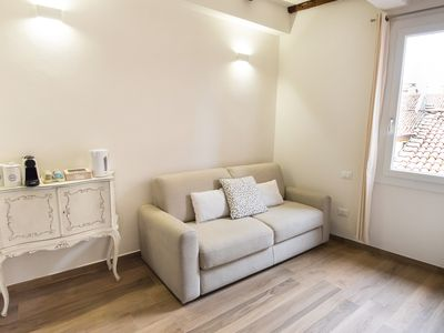 Photo for 1BR Apartment Vacation Rental in Bologna