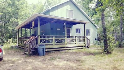 Photo for Three Bears Cabin 3 Bed/2 Bath Near Big Manistee April SPECIAL 3RD NIGHT FREE!