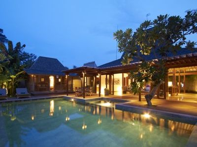 Photo for Private villa accommodate for 8 people
