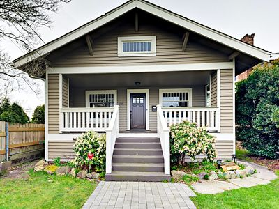 Exterior - Welcome to Seattle! Your rental is professionally managed by TurnKey Vacation Rentals.