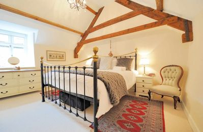 Photo for Angel Cottage is a beautiful, Grade II listed Cotswold stone cottage