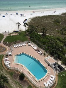 Photo for Crystal Sands, Luxury Condo on the beach. 11th flr, Views!