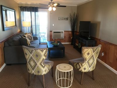 Just remodeled condo steps away from the ocean, Cherry Grove North Myrtle Beach