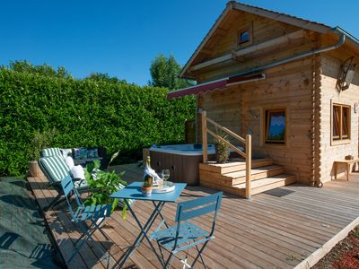 Photo for Chalet & SPA sur la Côte Fleurie