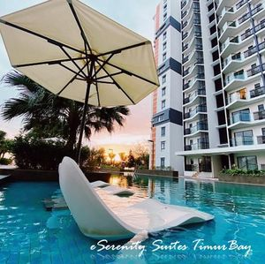 Photo for 3+1 Studio Fully Furnished Apartment located at Balok Beach Kuantan