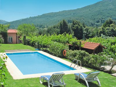 Photo for This 5-bedroom villa for up to 10 guests is located in Ponte De Lima and has a private swimming pool