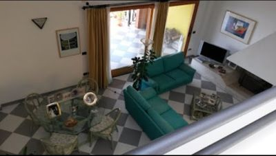 Photo for Spacious, Central Apartment with Sea View, Terrace & Air Conditioning
